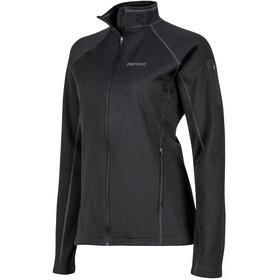 Marmot W's Stretch Fleece Jacket Black